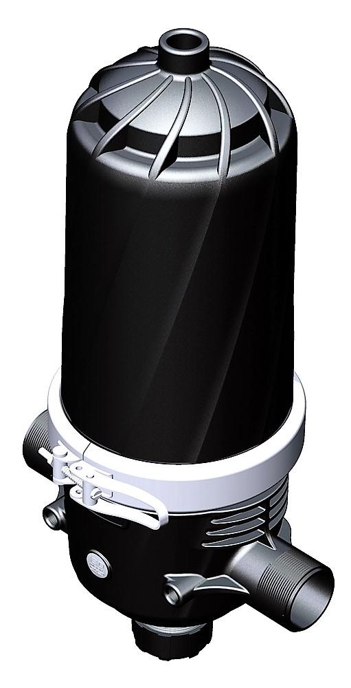 """Azud Helix DF 2"""" NR фильтр грубой очистки дисковый /сетчатый грязевик"""
